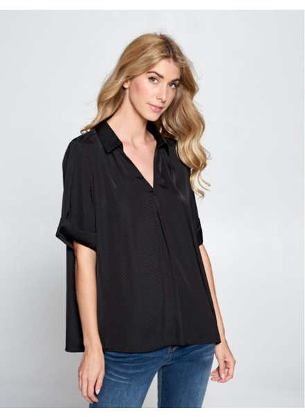 On The Dot Silky Top