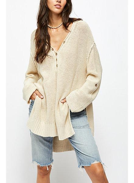 Free People Firefly Sweater Tunic