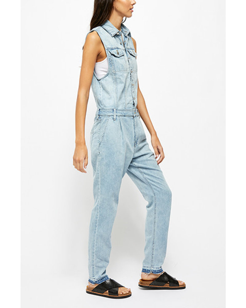 Free People Fast Cars One Piece