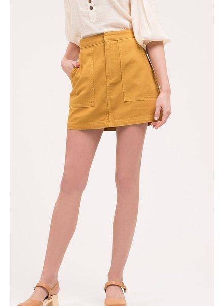Sunny Sky Skirt