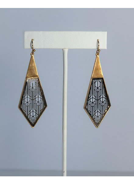 Art Deco Dangles
