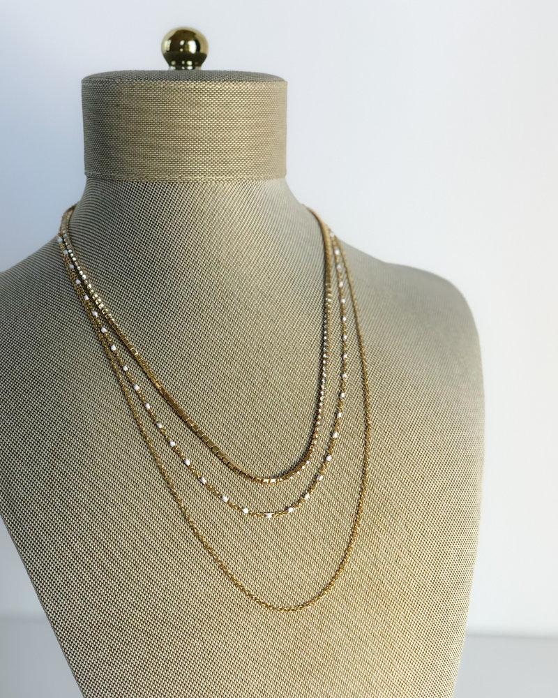 K.I.S.S Necklace