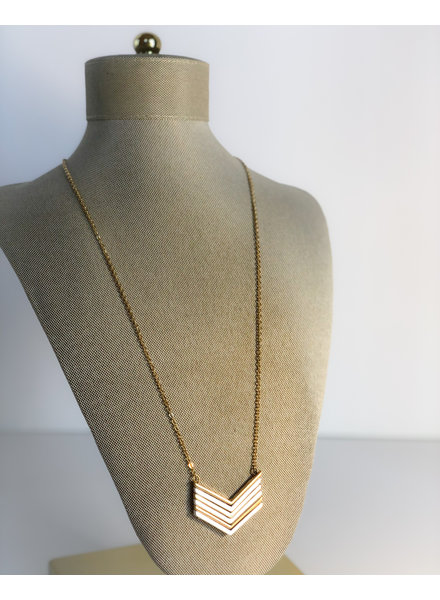 Chevron Dreams Necklace