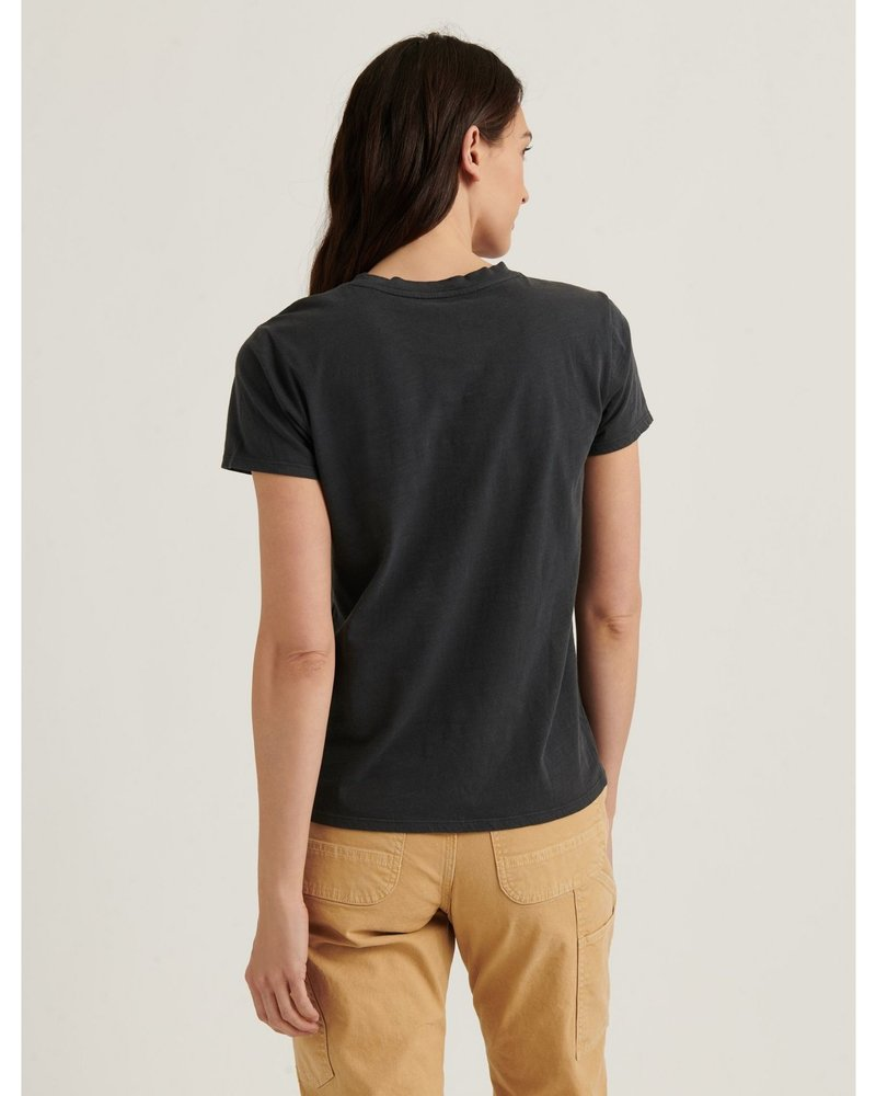 Lucky Brand Bowie Rise And Fall Crew Tee
