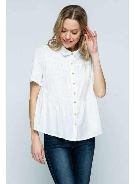 Tuck And Pin Top