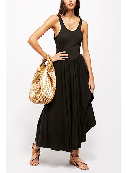 Free People Emily's Midi Dress