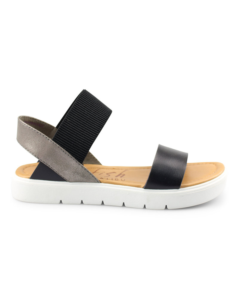 Boss Platform Sandal