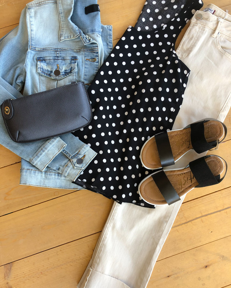 Pull off Prints Outfit Two
