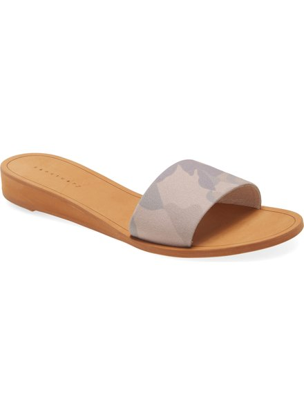 Sanctuary Footwear Rejoice Camo Slide