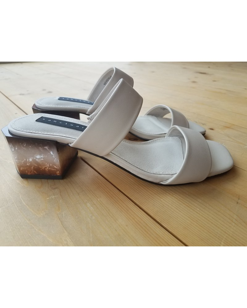 Sanctuary Footwear Gentle Breeze Heel Sandal