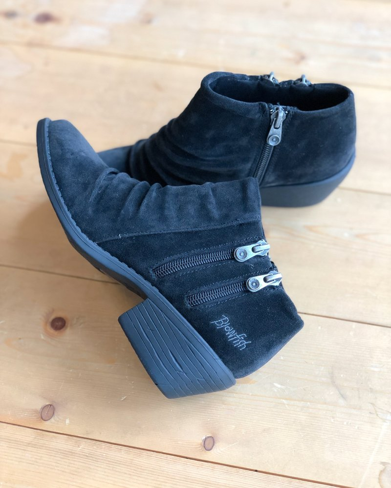 Wander Scrunched Ankle Boots