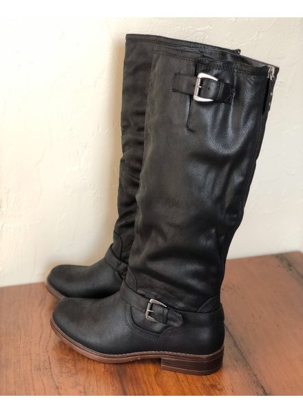 Markee Extendable Calf Tall Boots