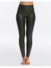 Spanx Faux Leather Leggings Black