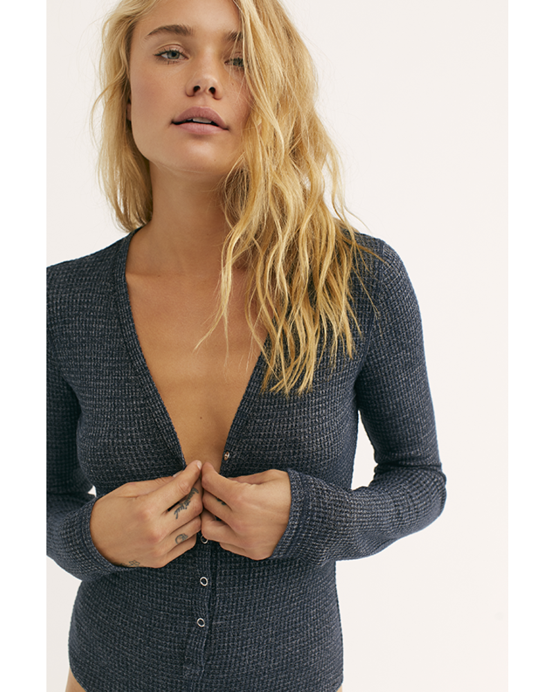 Free People Keep Your Cool Bodysuit
