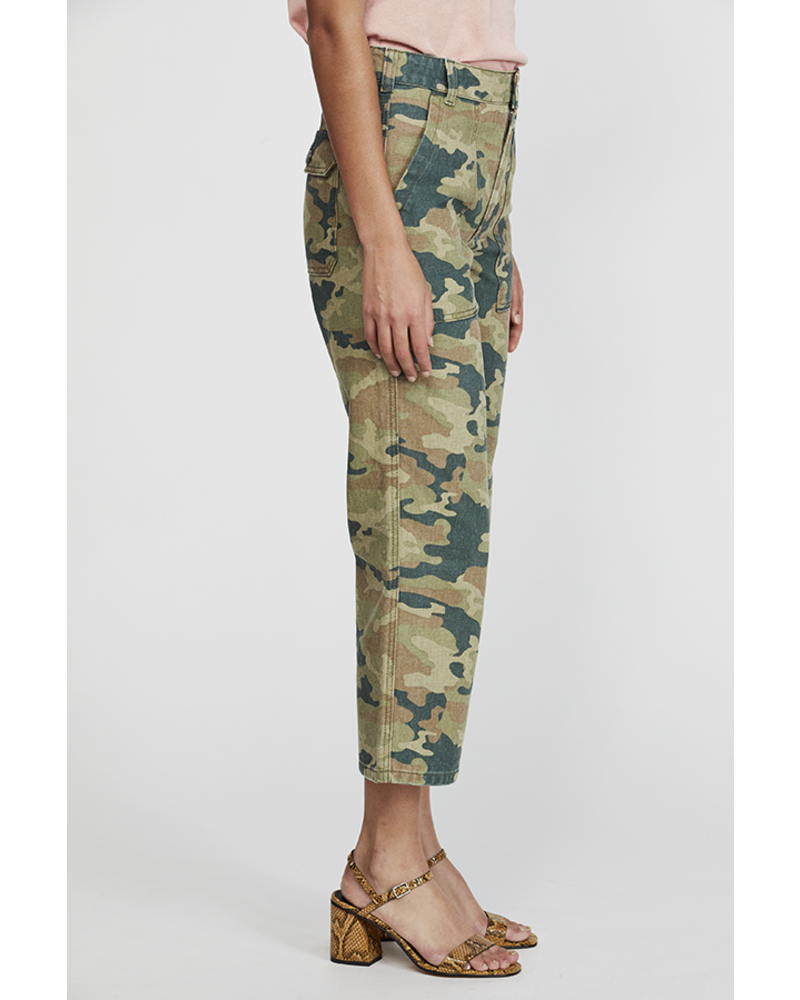Free People Remy Camo Pant