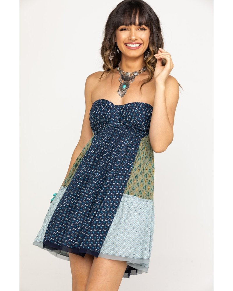 Free People Across The Sea Printed Tunic