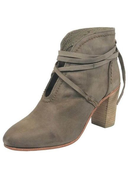 Free People Footwear Wrap Around Heel Boot