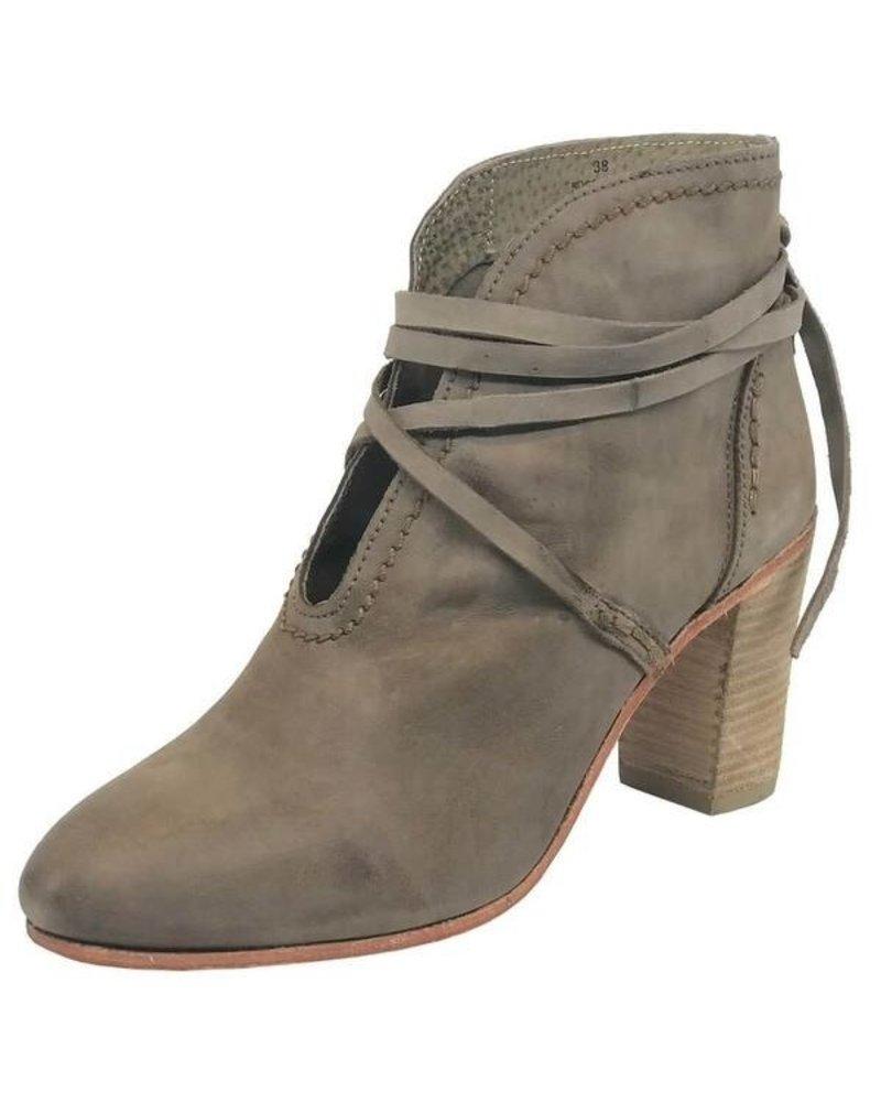 Free People Footwear Wrap Around Heel Boot
