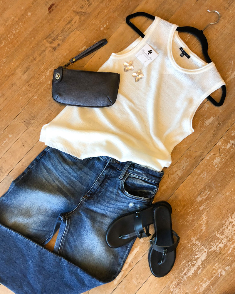 Effortless Afternoon Outfit