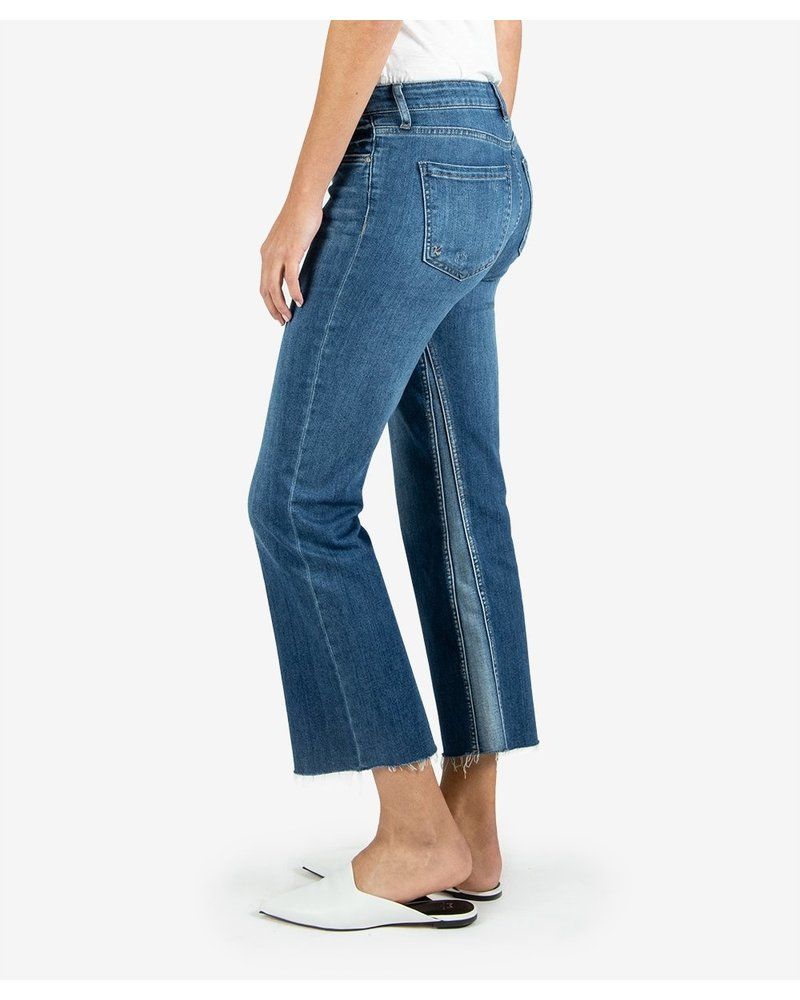 KUT From The Kloth Kelsie High Rise Ankle Flare