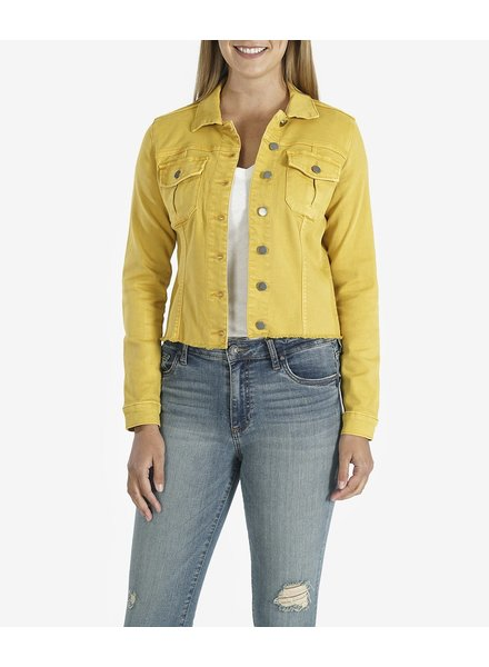 KUT From The Kloth Kara Jacket Mustard