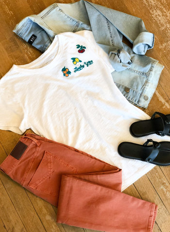 Summer Feels Outfit