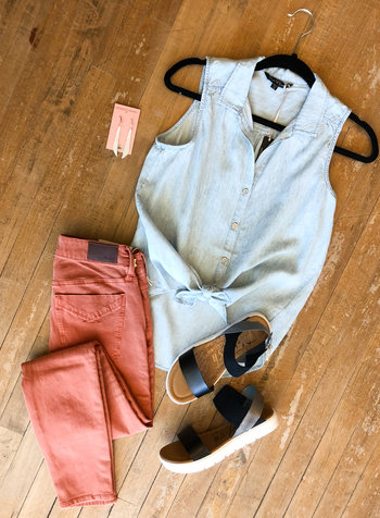 Happy as Can Be Outfit