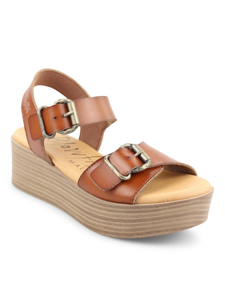 Scotch Ale Platform Sandal