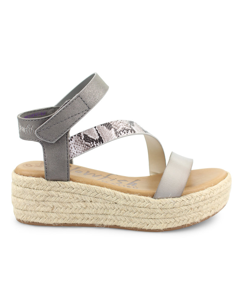 Hissy Fit Platform Sandal