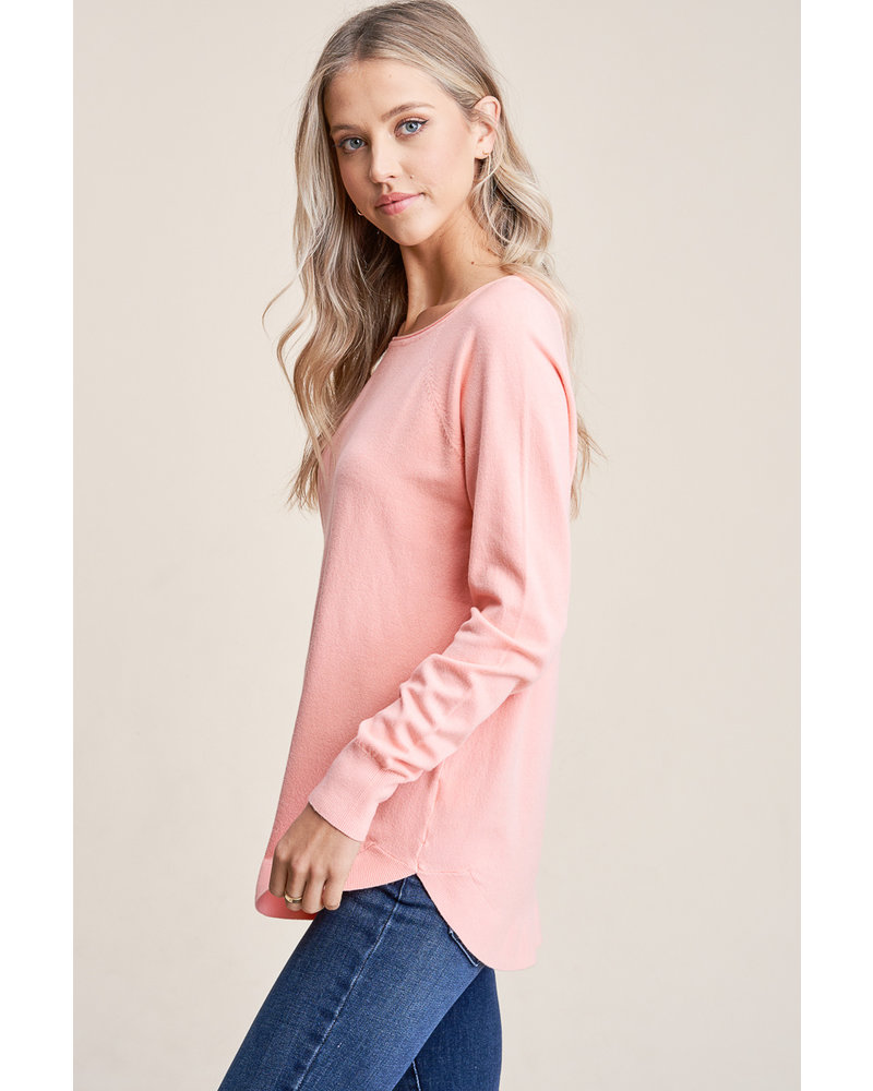 Peaches And Cream Sweater