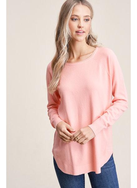 Peaches And Cream Sweater