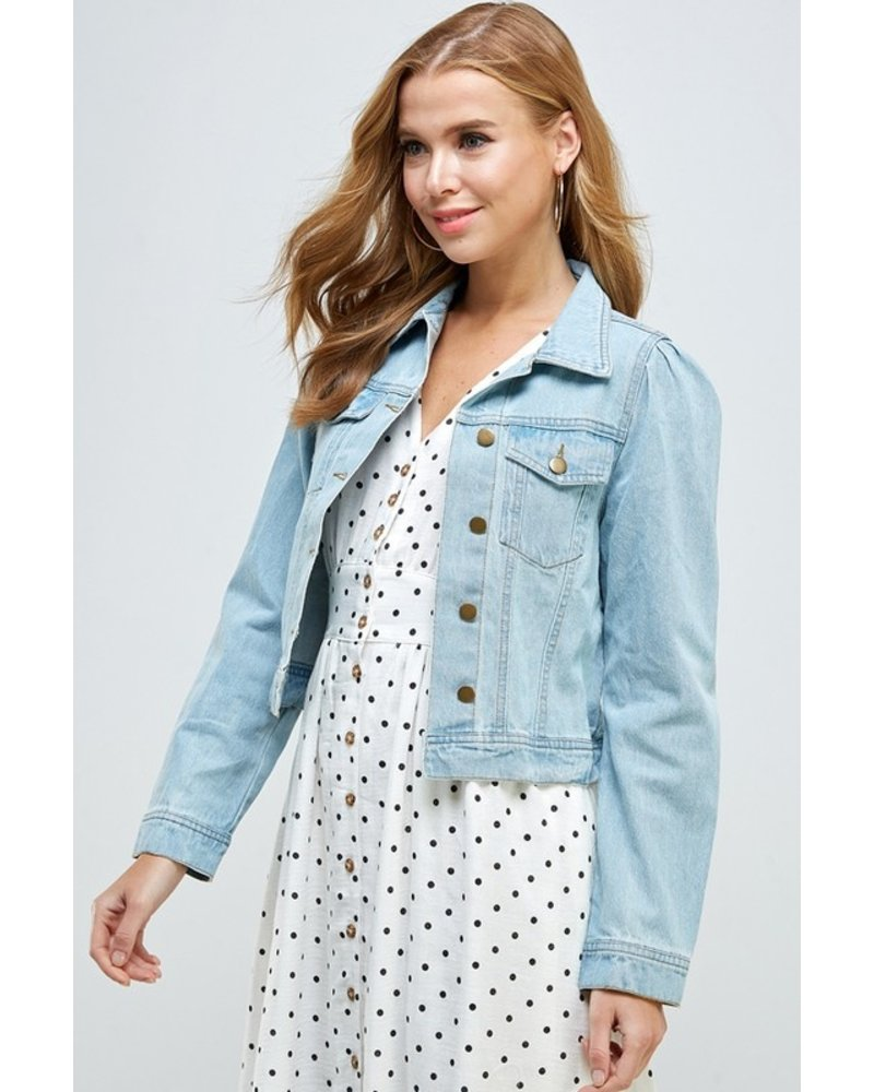 Huff And Puff Denim Jacket