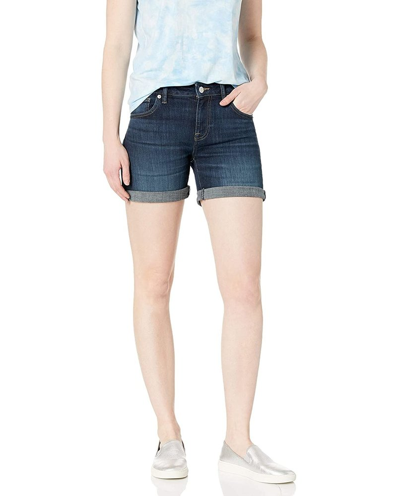 Lucky Brand The Roll Up Short Dark