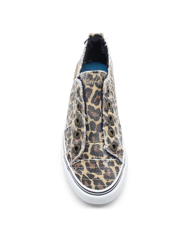 City Kitty Canvas Sneaker