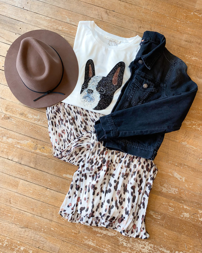 Raining Cats and Dogs Outfit