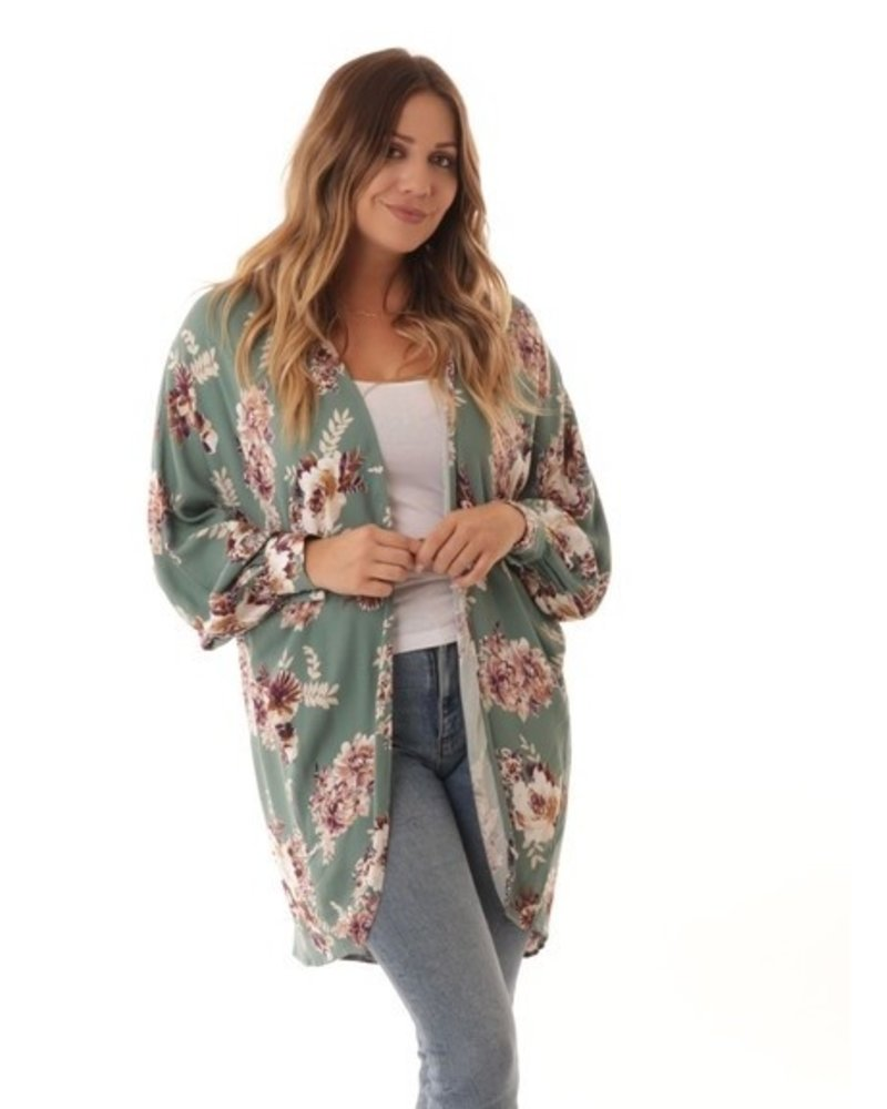 Botanical Beauty Cardigan