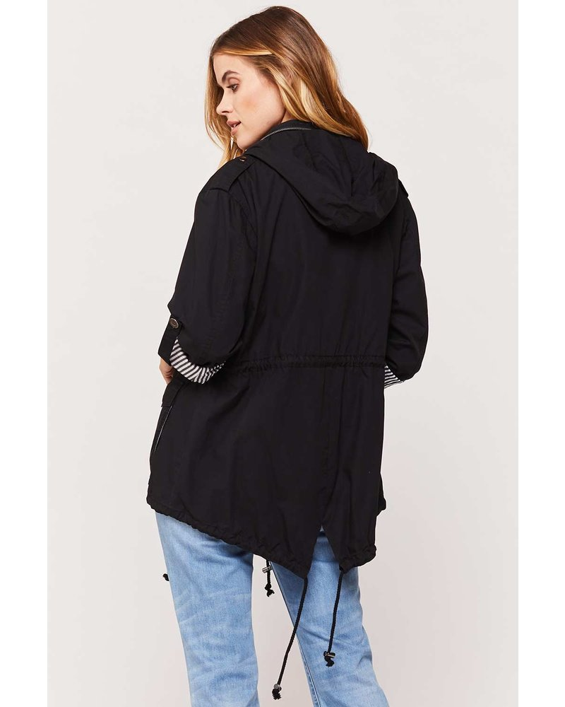 Jonas Tab Sleeve Jacket