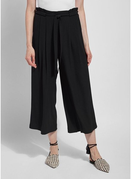 Lysse Julia Tie Front Crop Pants