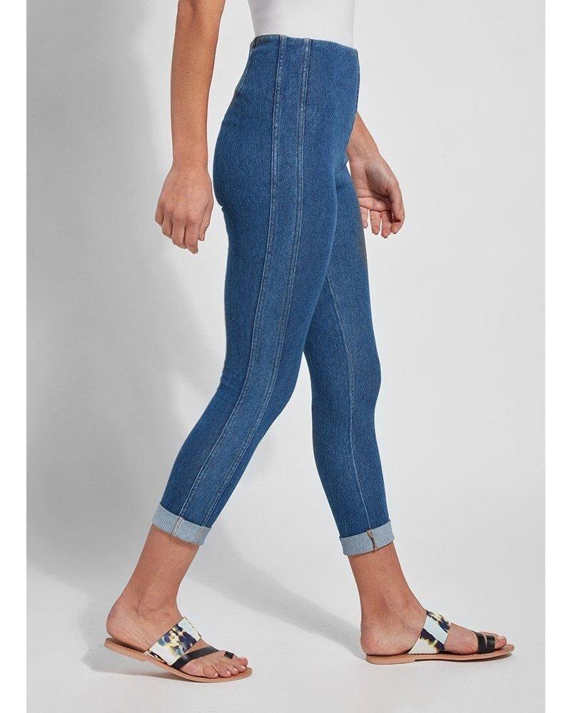 Lysse Venice Cuff Crop Legging