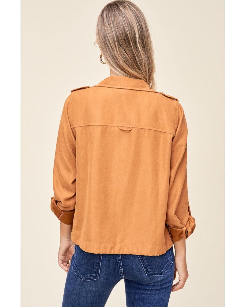 Copper Queen Jacket