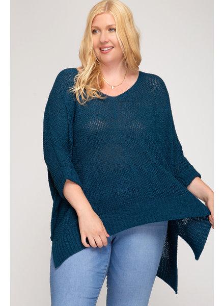 Clara Cuff Sweater