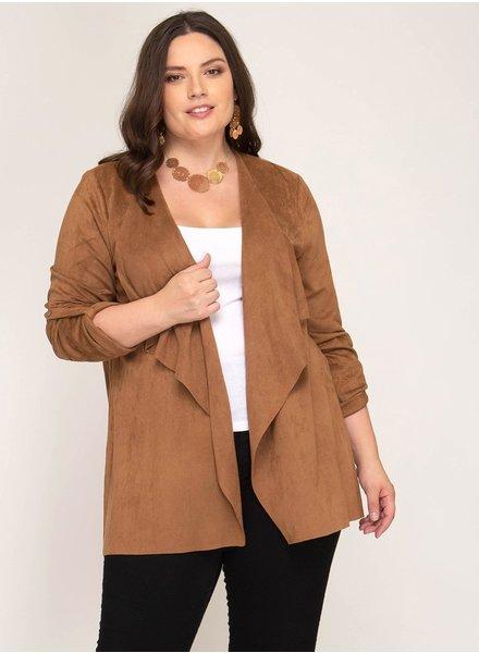 Chestnut Cascade Jacket