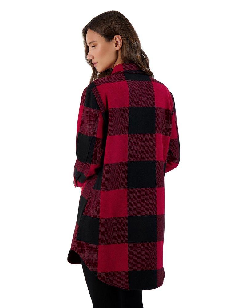 Eldridge Plaid Coat