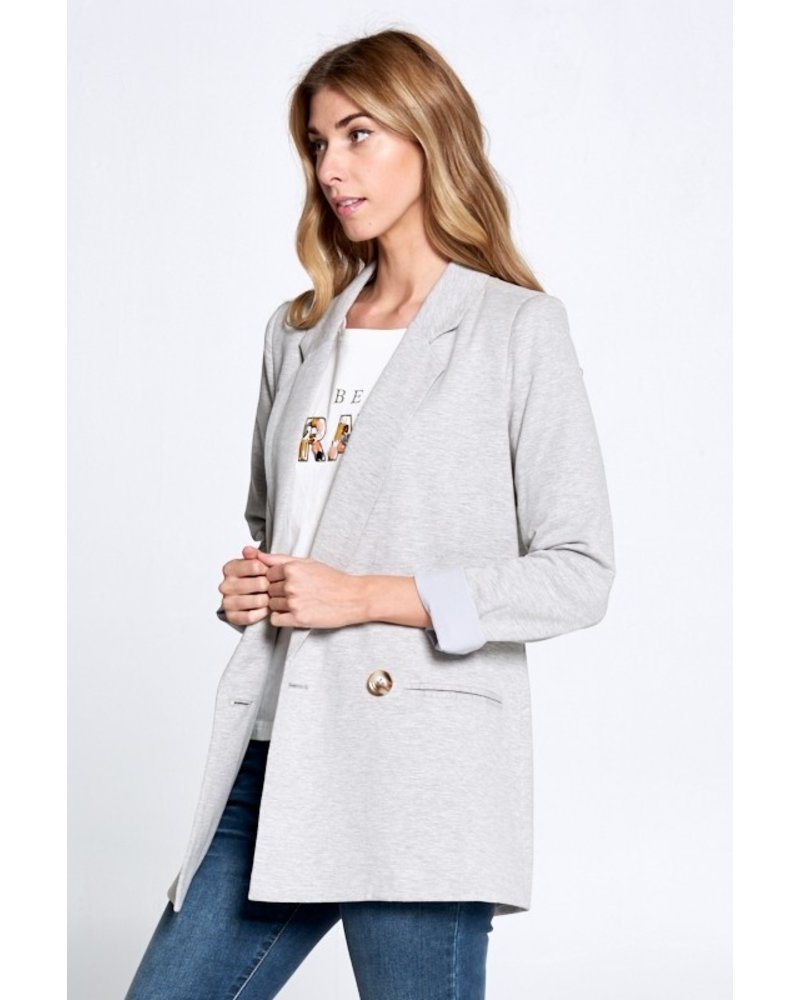 Beverly Fitted Blazer