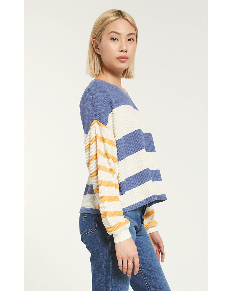 Z Supply Grace Stripe Long Sleeve