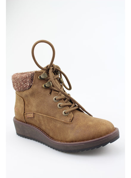 Comet Lace Up Bootie