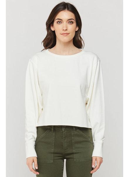 Rolene Crew Crop Sweatshirt