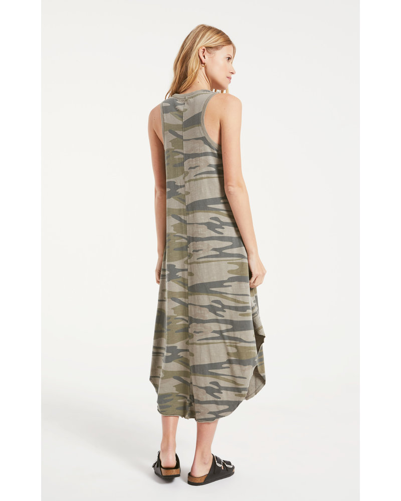Z Supply Reverie Camo Dress