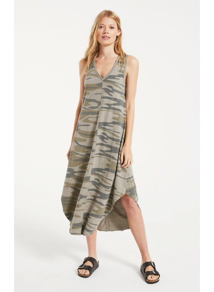 Z Supply Reverie Camo Dress