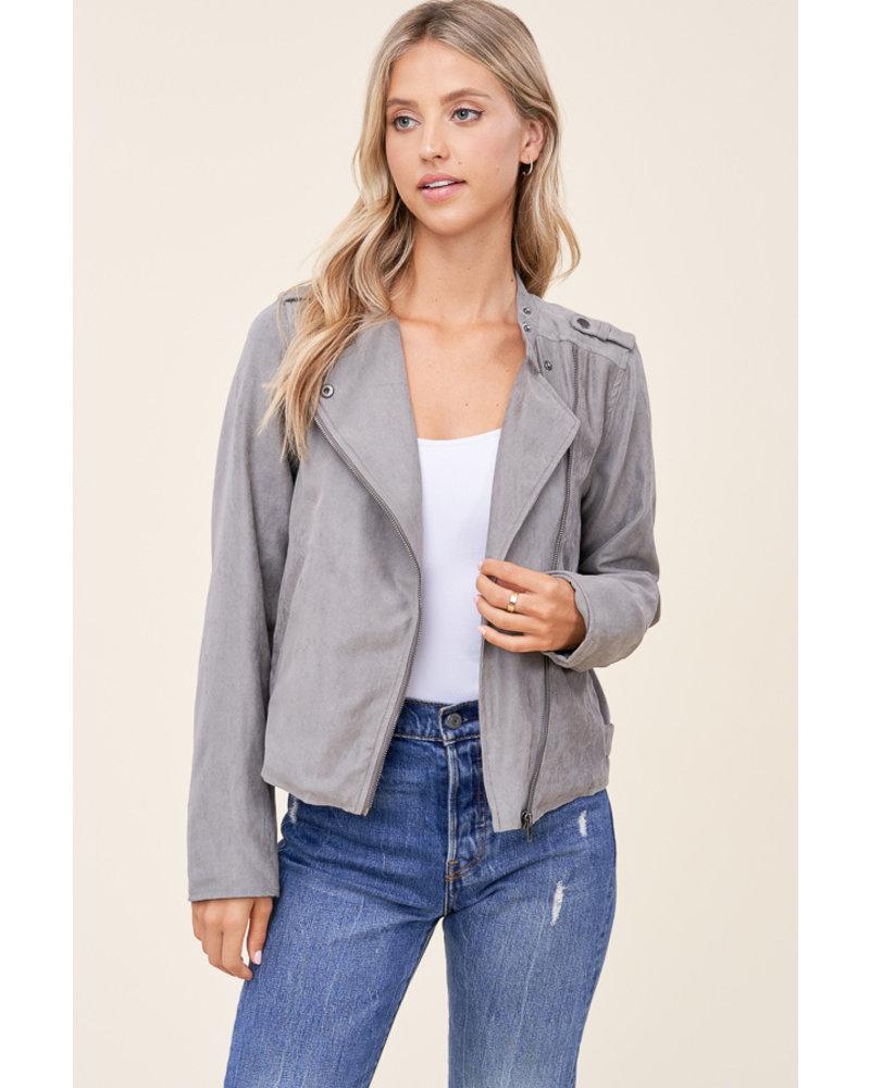 Fireside Asymmetric Jacket